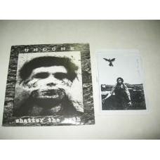 "UNDONE / SHATTER THE MYTH - 7"" EP"