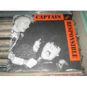 "CAPTAIN NOT RESPONSIBLE - 7"" EP"