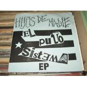 "EL PUTO SISTEMA - 7"" EP"