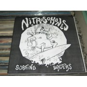 "SURFING BACTERS - 7"" ITALY"
