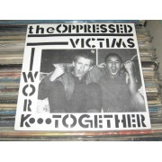 "VICTIMS / WORK TOGETHER - 7"" SPAGNA"