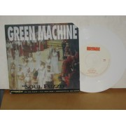 "AMAZING GRACE - 7"" WHITE VINYL"