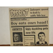 "BOY EATS OWN HEAD! - 7"" USA"