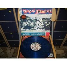 I RAGAZZI SONO INNOCENTI - BLUE VINYL  2000 COPIE