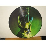 SEX AND DRUGS AND JESUS CHRIST - PICTURE DISC
