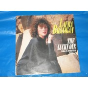 """THE LUCKY ONE / BREAKING OUT - 7"""" ITALY"""