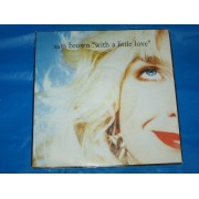 """WITH A LITTLE LOVE / WINDOW PEOPLE - 7"""" GERMANY"""