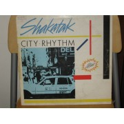 CITY RHYTHM - LP ITALY