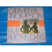 """FIVE MORE DAYS / PHRASES - 7"""" ITALY"""