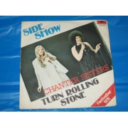 "SIDE SHOW / TURN ROLLING STONE - 7"" ITALY"