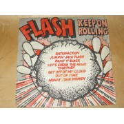 """KEEP ON ROLLING - 7"""" EP"""