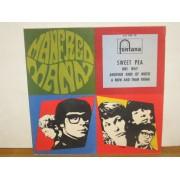 "SWEET PEA - 7"" EP SPAGNA"