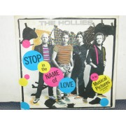 "STOP IN THE NAME OF LOVE / MUSICAL PICTURES - 7"" ITALY"