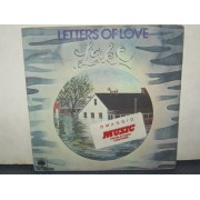 "LETTERS OF LOVE / LOST BY THE WAYSIDE - 7"" ITALY"