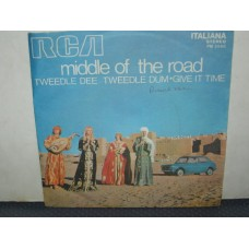 """TWEEDLE DEE TWEEDLE DUM-GIVE IT TIME / GIVE IT TIME - 7"""" ITALY"""
