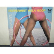 """PEPPERMINT HULA HOOP / PAPPERMINT TWIRL - 7"""" ITALY"""