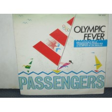 "OLYMPIC FEVER / ON VACATION - 7"" ITALY"