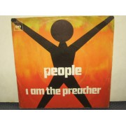I AM THE PREACHER / LIVE FOR MY LOVE