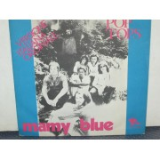 """MAMY BLUE / ROAD TO FREEDOM - 7"""" ITALY"""