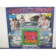 "QUEEN OF DREAM / TRAIN GOES ON - 7"" GERMANIA"