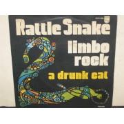 """LIMBO ROCK / A DRUNK CAT - 7"""" ITALY"""