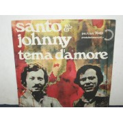 "TEMA D'AMORE - 7"" ITALY"