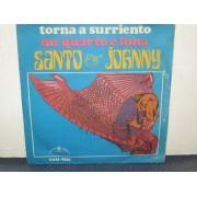 """TORNA A SURRIENTO / UN QUARTO E LUNA - 7"""" ITALY"""