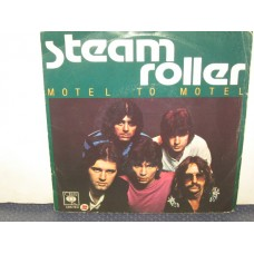 """MOTEL TO MOTEL / WHEN THE SHOW IS DOWN - 7"""" ITALY"""