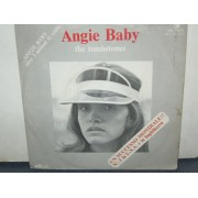"ANGIE BABY / I'M SORRY FOR YOU - 7"" ITALY"