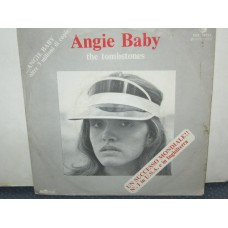 """ANGIE BABY / I'M SORRY FOR YOU - 7"""" ITALY"""