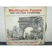 "WASHINGTON SQUARE /THE POET AND THE PROPHET - 7"" ITALY"