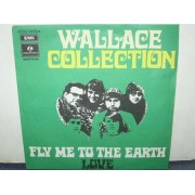 "FLY ME TO THE EARTH / LOVE - 7"" ITALY"
