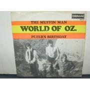 """THE MUFFIN MAN - 7"""" OLANDA"""