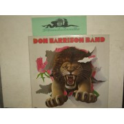 THE DON HARRISON BAND - LP USA