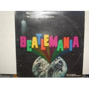 BEATLEMANIA RECORDED LIVE AT THE WINTER GARDEN THEATRE - 2 LP