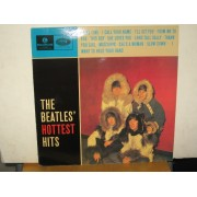 THE BEATLES' HOTTEST HITS  - MARBLE TRANSLUCENT