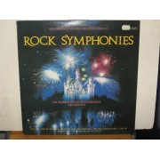ROCK SYMPHONIES - LP NETHERLANDS