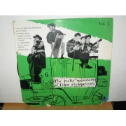 """THE ROCKY MOUNTAINS OL' TIME STOMPERS VOL.2 - 10"""" ITALY"""