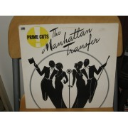 THE MANHATTAN TRANSFER - REISSUE GERMANY