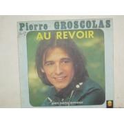 """AU REVOIR / PAS SANS AMOUR - 7"""" FRANCIA"""