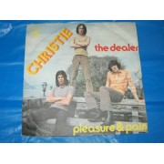 "THE DEALER / PLEASURE & PAIN - 7"" ITALY"