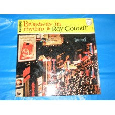 """BROADWAY IN RHYTHM - 7"""" EP"""