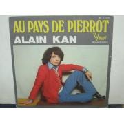 """AU PAYS DE PIERROT / POUR L'AMOUR - 7"""""""