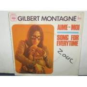 """AIME-MOI / SONG FOR EVERYTIME - 7"""" FRANCIA"""