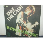 "TAKE THE CASH / GIRLFRIEND - 7"" ITALY"