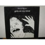 "GIRLS ON MY MIND - 12"" GERMANY"