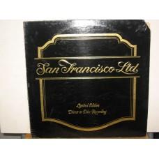 SAN FRANCISCO LTD. - WHITE VINYL
