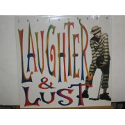 LAUGHTER AND LUST  - LP ITALY