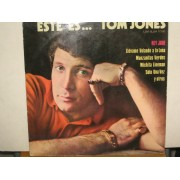 ESTE ES....TOM JONES - LP ARGENTINA