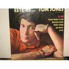ESTE ES....TOM JONES - LP ARGENTINA